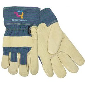 Thinsulate? Lined Pigskin Leather Palm Glove